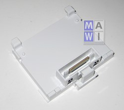Bild von ORIGINAL Samsung Kartenadapter Connector Card SLOT CI-Adapter 3709-001733 Weiss